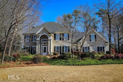 Newnan Single Family Home New: 25 Couples Ct