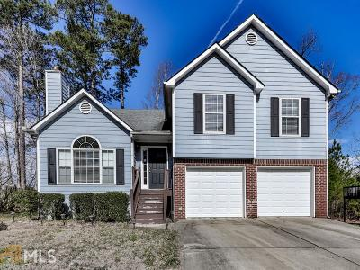 Acworth Single Family Home New: 1116 Marina Ln