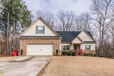 Winder Single Family Home New: 2868 Shadowstone