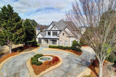 Suwanee Single Family Home For Sale: 5925 Stoneleigh Dr