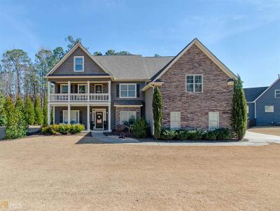 Newnan Single Family Home Under Contract: 126 Sunny Brook Ter