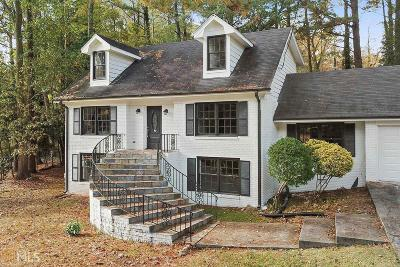 Stone Mountain Single Family Home Under Contract: 907 Granite Springs Ln