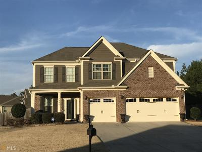 Douglasville Single Family Home New: 3706 Cypress Hill Dr
