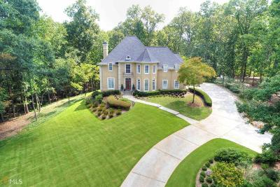 Johns Creek Single Family Home New: 10575 Montclair Way