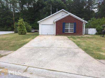 Griffin Single Family Home New: 101 Sharon Pkwy #35