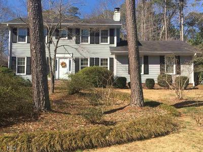 Snellville Single Family Home Under Contract: 3145 Village Glen