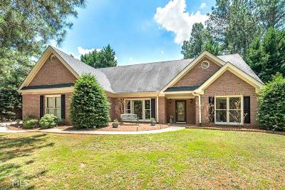 Hampton Single Family Home New: 180 Oakwood Lakes Dr