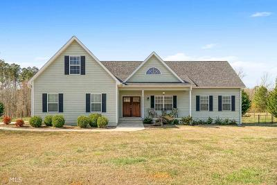 Griffin Single Family Home Under Contract: 218 Sidney Dr