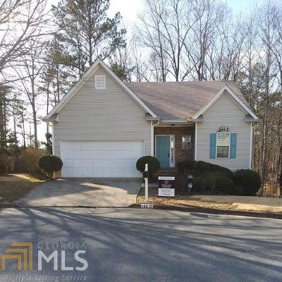 Johns Creek Single Family Home New: 10610 Morton Chase Way