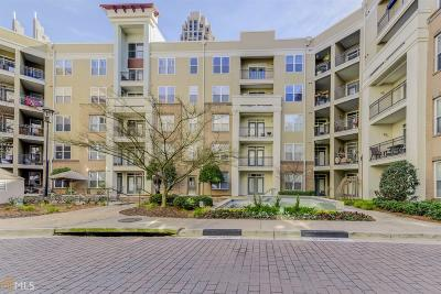 Element Condo/Townhouse Under Contract: 390 NW 17th St #2052