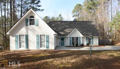 Newnan Single Family Home New: 45 Happy Valley Estates Dr