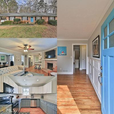 Smyrna Single Family Home New: 930 Highview Dr
