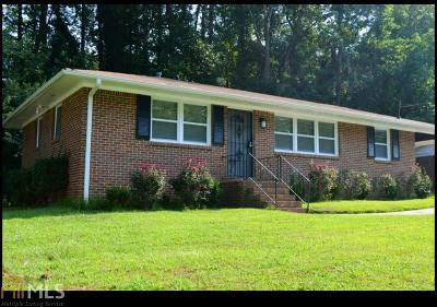 College Park Single Family Home New: 2765 Carriage Ln