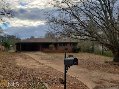 Austell Single Family Home Under Contract: 4731 Roberta Cir
