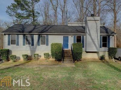 Lilburn Single Family Home Under Contract: 601 Candlewick Ln
