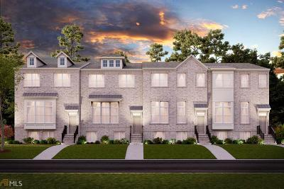 Roswell Condo/Townhouse New: 735 Fairview Cir #6