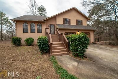 Stockbridge Single Family Home Under Contract: 481 Mt Olive Rd