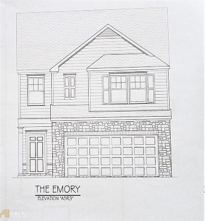 Newnan Single Family Home Under Contract: 233 Merritt Cir #3141