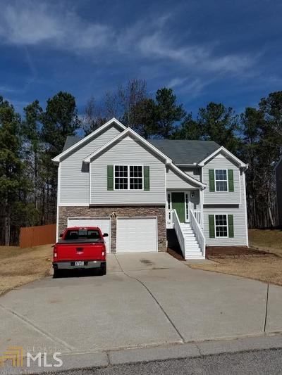 Villa Rica Single Family Home Under Contract: 641 Amberwood Dr