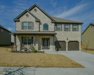 Dacula Single Family Home New: 1992 Weatherby Way Ct