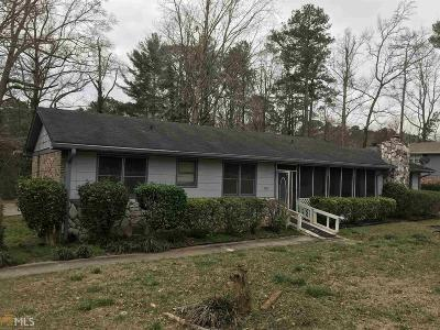 Conyers Single Family Home New: 3321 Old Salem Rd