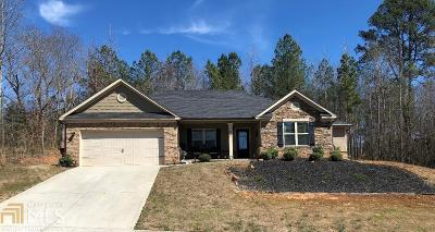 Hoschton Single Family Home New: 812 Rouse Cir
