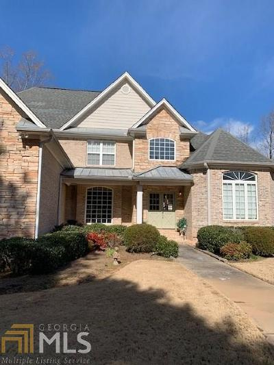 Marietta, Roswell Single Family Home New: 3899 Providence Rd