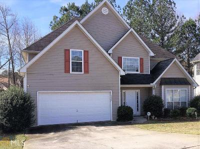 Clayton County Single Family Home New: 7999 Palomino Pass