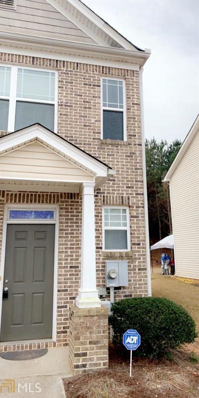 Rex Condo/Townhouse Under Contract: 6357 Ellenwood Dr