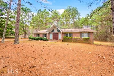 Fayette County Single Family Home New: 215 Brogdon Rd