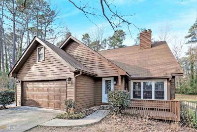 Grayson Single Family Home Under Contract: 1415 Cone Cir