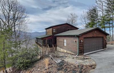 Blairsville Single Family Home New: 379 Choestoe Ln #15,16A