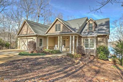 Fair Play Single Family Home Under Contract: 627 Seminole Point Rd