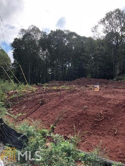 Marietta Residential Lots & Land New: 801 Chestnut Hill Rd