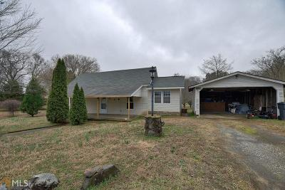 Franklin County Single Family Home Under Contract: 121 Poole Cir