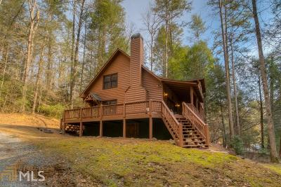 Ellijay Single Family Home Contingent With Kickout: 571 Gallery