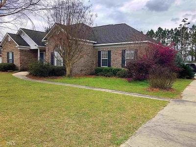Statesboro Single Family Home For Sale: 9046 Oakfield Dr
