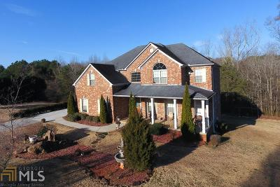 Conyers Single Family Home New: 2527 Hope Dr