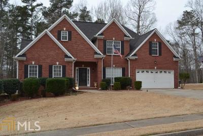Douglasville Single Family Home New: 4000 Landmark Dr