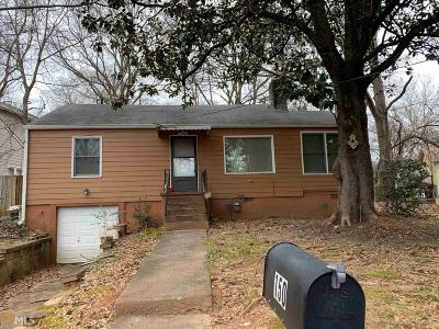 Decatur Single Family Home For Sale: 150 Hood Cir