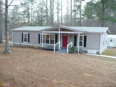 Newnan Single Family Home New: 750 Boy Scout Rd