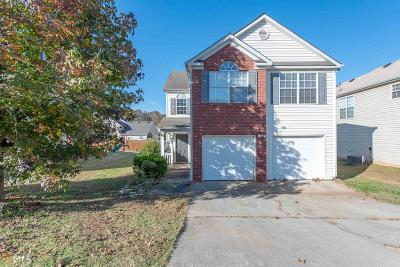 Clayton County Single Family Home New: 3358 Waggoner Pl