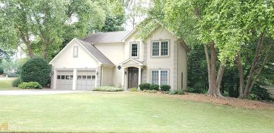 Suwanee Single Family Home For Sale: 410 Morning Creek Ln