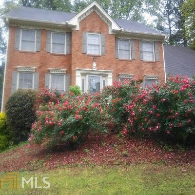 Stone Mountain Single Family Home New: 5621 Mountain Crescent #19