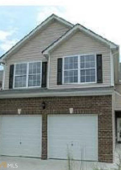 Clayton County Single Family Home New: 5993 Nile