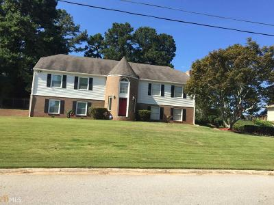 Conyers Single Family Home New: 2501 SE Highland Golf Course Dr