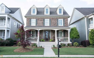 Peachtree City Single Family Home Under Contract: 119 Centennial
