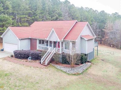 Butts County Single Family Home New: 146 Azalea Tr