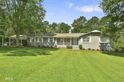 Fayette County Single Family Home Contingent With Kickout: 467 Brooks Rd