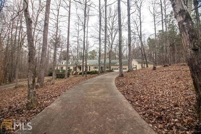 Alpharetta Single Family Home New: 3315 Cedar Farms Ct